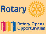 Rotary Mumbai Queens Necklace Logo